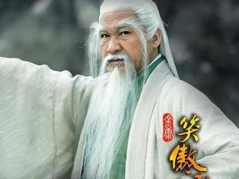 笑傲江湖后,五岳剑派为何唯华山派重新崛起,金庸:全仗此人之功