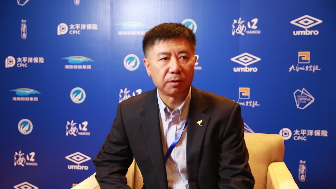 视频-世帆联副主席李全海:东京奥运会要为国争光