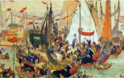 料罗湾海战中,明朝军队和荷兰武装船只的热兵器差距有多大?