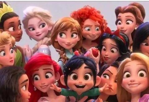 从白雪公主到冰雪女王,迪士尼的公主们活得越来越自我了啊