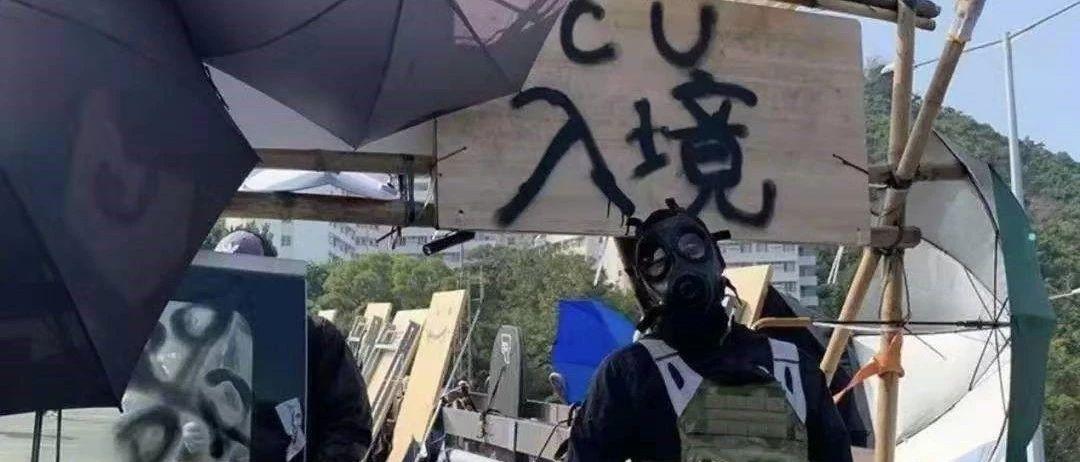 胡锡进:激进示威者正成为新型恐怖分子 像IS战士