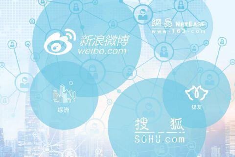 """新浪、搜狐、网易:""""老门户""""的新社交"""