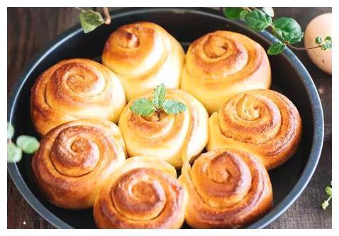 面包这样吃,松软美味又健康!烘焙新手基础好上手
