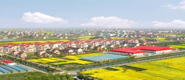 江苏南通最强的县级市,GDP超1200亿元,跻身全国百强县