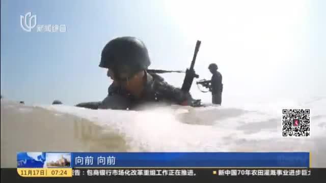 记者见闻:反恐尖兵  强中选强