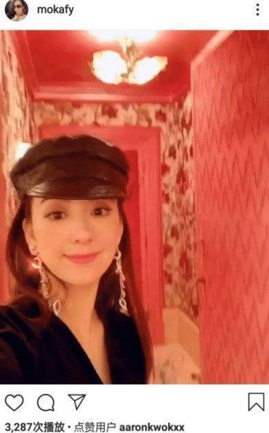 方媛晒美照曝光自家豪宅,粉红色被赞少女心十足,头上帽子亮了