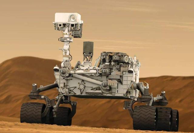科学家彻底懵了!好奇号发现火星大气中有一种神秘的氧气来源