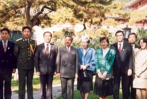 日本明仁天皇首次访华,要求宴会上换掉这道菜,被中国婉言拒绝!