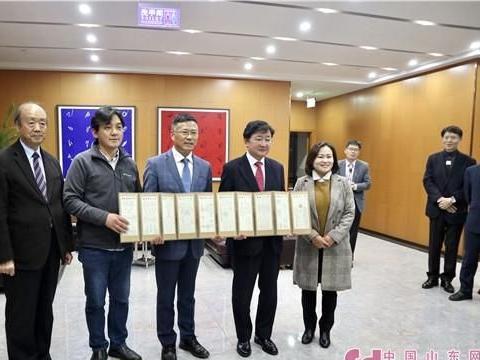 促进儒学文化交流 推进中韩旅游发展 安东市市长权宁世来访山东