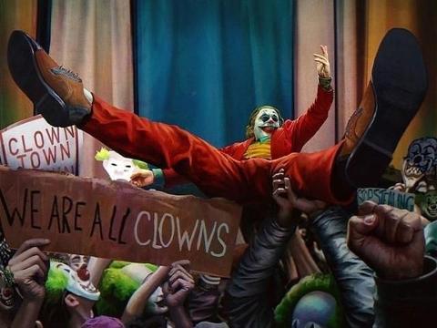 托导回归拍摄《小丑》续集可以