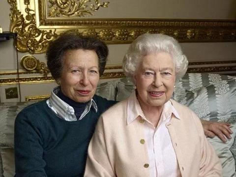 69岁安妮公主工作辛劳,像女王一样努力,只为证明女儿不输儿子