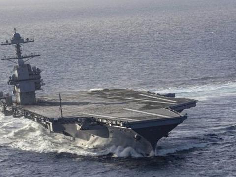 新航母搭载F-35C战机失败,海军失误频发,令美国会感到极其不满