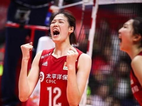 国际排联官宣世俱杯九大球星,朱婷领衔,李盈莹比肩艾格努