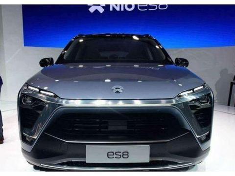 新能源汽车蔚来充电多少钱一度?蔚来ES8车型介绍