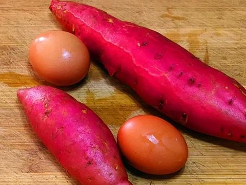 秋后要多吃红薯,教你秘制新吃法,不烙饼不蒸糕