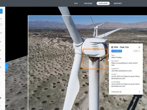 国外大疆?无人机地图公司DroneDeploy宣布3500万美元的D轮融资
