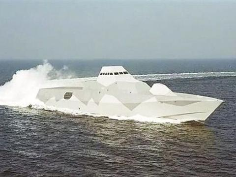 """舰艇编队的""""带刀侍卫"""",隐形护卫舰一览"""