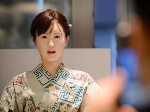 """日本""""女友""""机器人,颜值高、性能强大,单身男士的福音"""