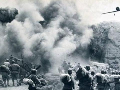 日军炮轰太上老君道场,13发炮弹全部哑火,吓得立马磕头请罪