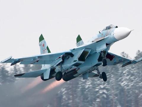 """如今只剩34架苏27""""撑门面"""",乌克兰急需一批先进战斗机充实空军"""