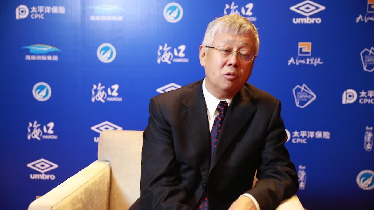 视频-体育总局原副局长王钧:中国帆船产业空间很大