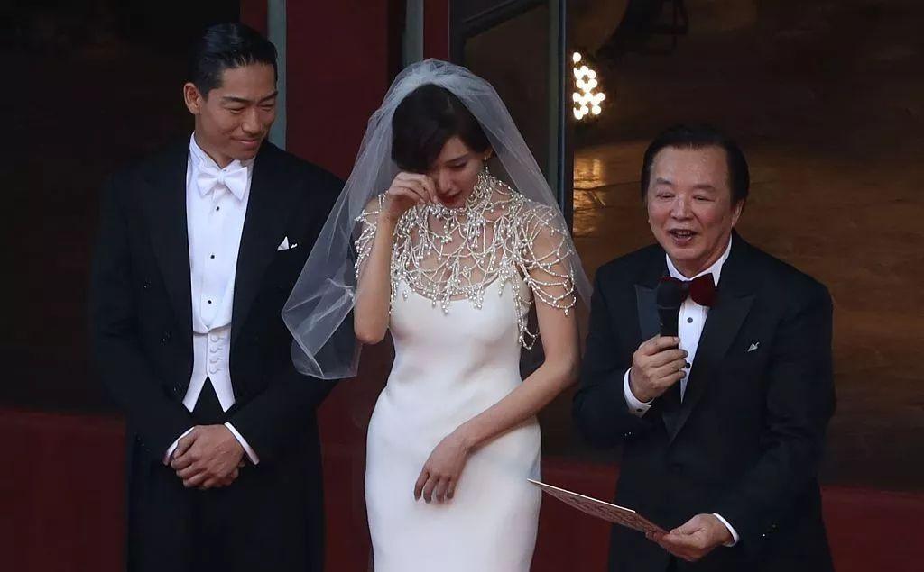 这种明星婚礼真的很少见啊!果然是我们喜欢的志玲姐姐