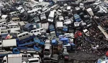 警惕啊!你买的二手车可能是报废车辆组装的