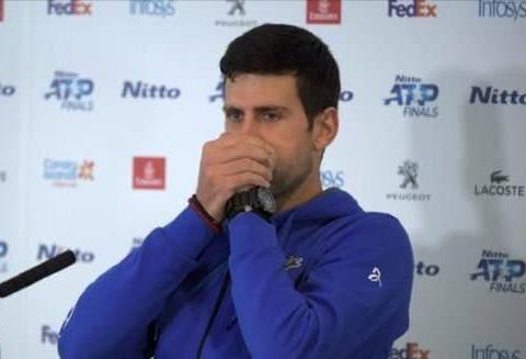 德约科维奇答记者问完整记录,或成ATP总决赛三巨头最大输家