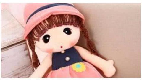 心理测试:选出你最喜欢的一种布娃娃,测目前你的心态如何