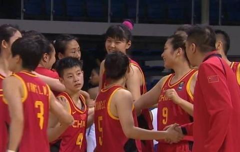 奥运预选赛-韩旭领衔7人得分上双 中国女篮大胜菲律宾