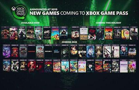 微软施展钞能力,XGP会员再入50款游戏,旨在为核心玩家服务?