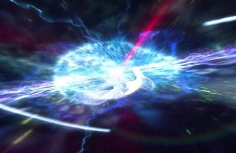 平行宇宙或存在于更加高维度空间,神秘光线是地外文明的产物