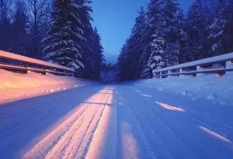 冬季要来了,有车的朋友看过来