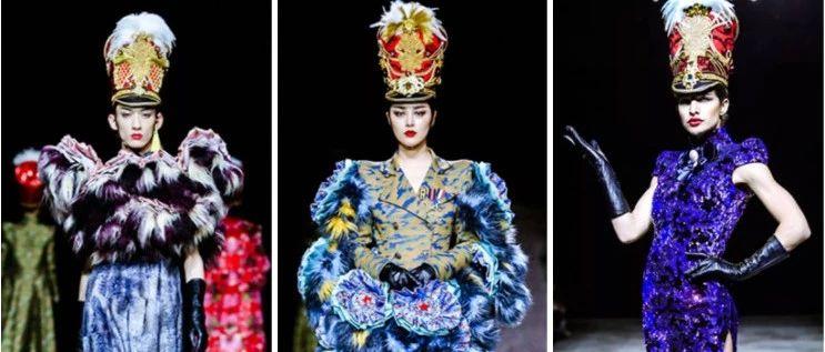 丑到呕!中国国际时装周,被英国Vogue官网讽刺:简直是土味设计的巅峰!