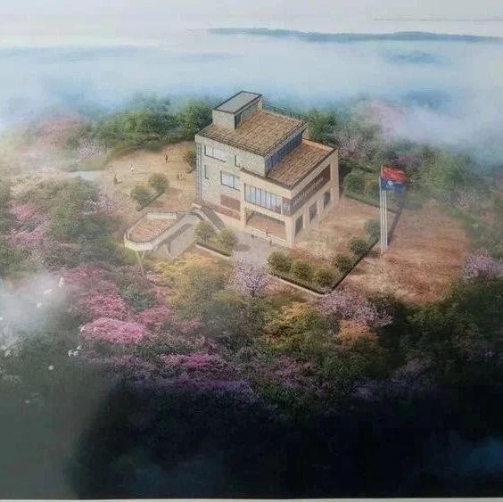 全国首个!武义千年古村开建边界层顶大气观测站