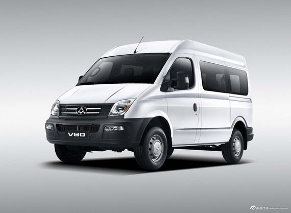 11月天津比价 上汽大通MAXUS上汽MAXUS V80最高直降0.78万