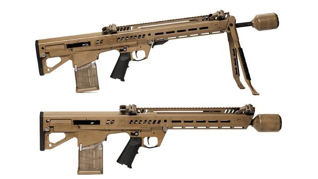 美军真会选择无托步枪吗?三种方案各有利弊,但通用公司胜算最大