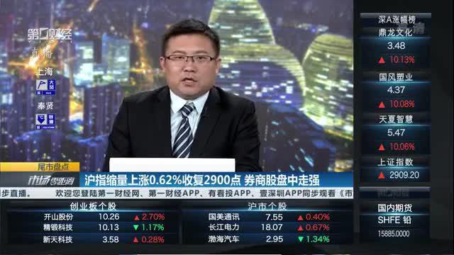 李龙栓:权重股企稳题材股回落  预示调整已结束