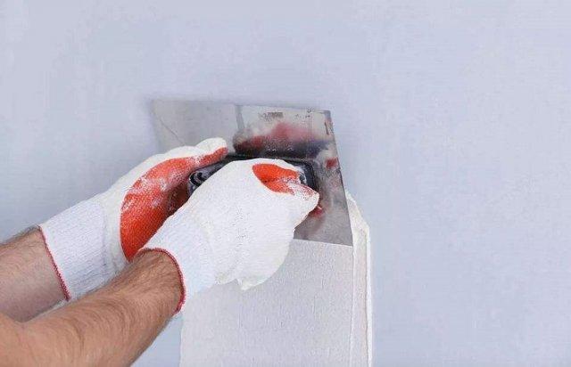 墙面乳胶漆起皮脱落怎么办?