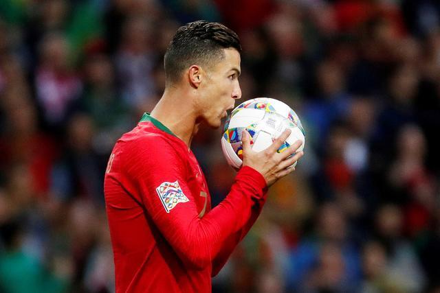 还能火几年?C罗30岁后为葡萄牙出场46次进47球