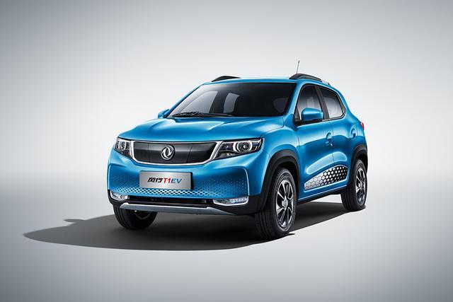 预售7.58万元!这款小型纯电SUV只卖A0级小车的价格