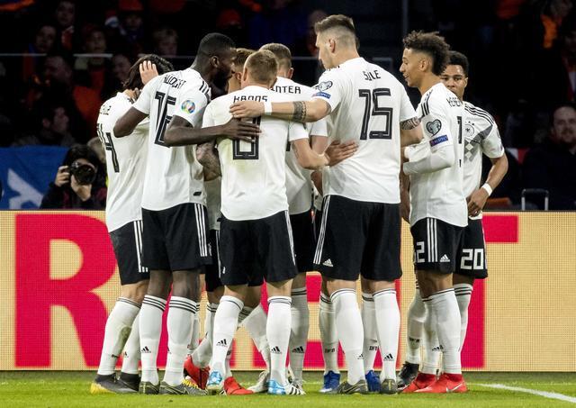 德国队晋级欧洲杯奖金200万 小组头名可分300万
