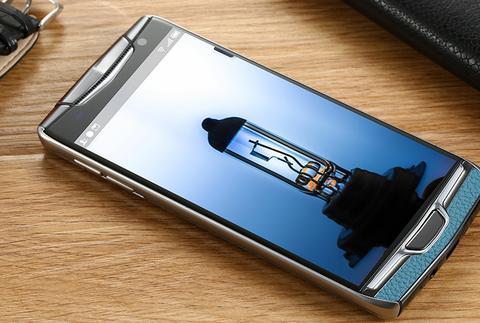 你没见过的奢华高贵手机,来自英国本土,价格和新iPhone媲美