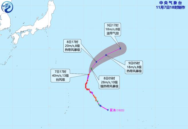 娜基莉台风在我国南海划出一个正方形,准备跑路?胚胎91w出现