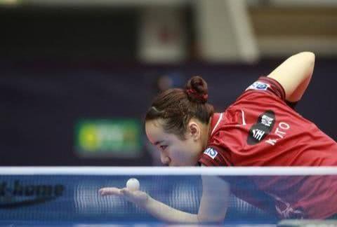 奥公赛女单决赛,伊藤美诚4:1战胜朱雨玲,越来越成熟了