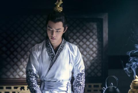 《庆余年》定档来袭,张若昀古装俊美非凡,李沁容貌气质佳