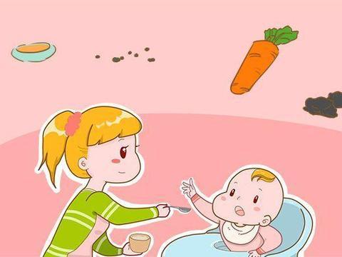 宝宝六个月后,多补充这4种维生素,能促进他智力发育