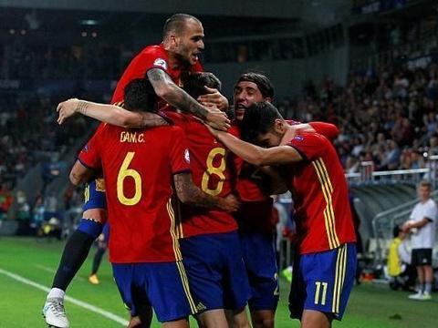 西班牙主场强势豪取五连胜状态如日中天