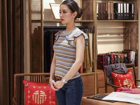 郎朗老婆身材总惹争议,紧身衣不再是主流,杨幂早玩过时了