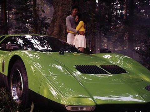老照片 70年代日本的概念车 见证高速发展的日本汽车工业